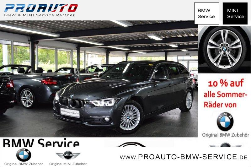 bmw 320d touring aut luxury line ahk head up led. Black Bedroom Furniture Sets. Home Design Ideas