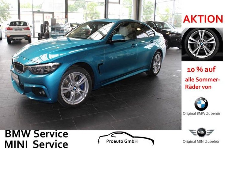 bmw 440i gran coupe xdrive aut m sport head up rfk. Black Bedroom Furniture Sets. Home Design Ideas
