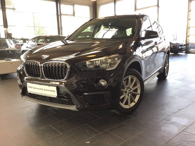 bmw x1 xdrive18d advantage navi pdc mfl gebraucht kaufen. Black Bedroom Furniture Sets. Home Design Ideas