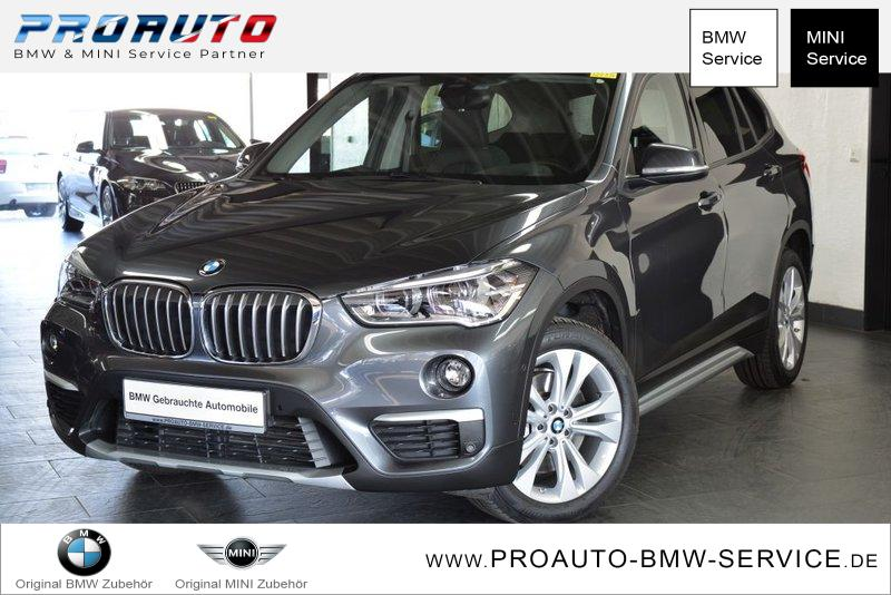 bmw x1 xdrive25d aut xline led navi glasdach dab. Black Bedroom Furniture Sets. Home Design Ideas