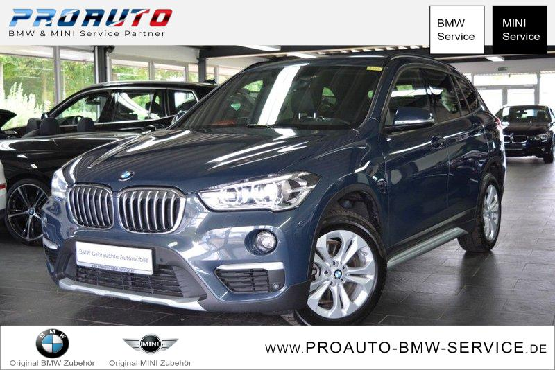 bmw x1 xdrive20d aut xline led navi hud rfk driving ass. Black Bedroom Furniture Sets. Home Design Ideas
