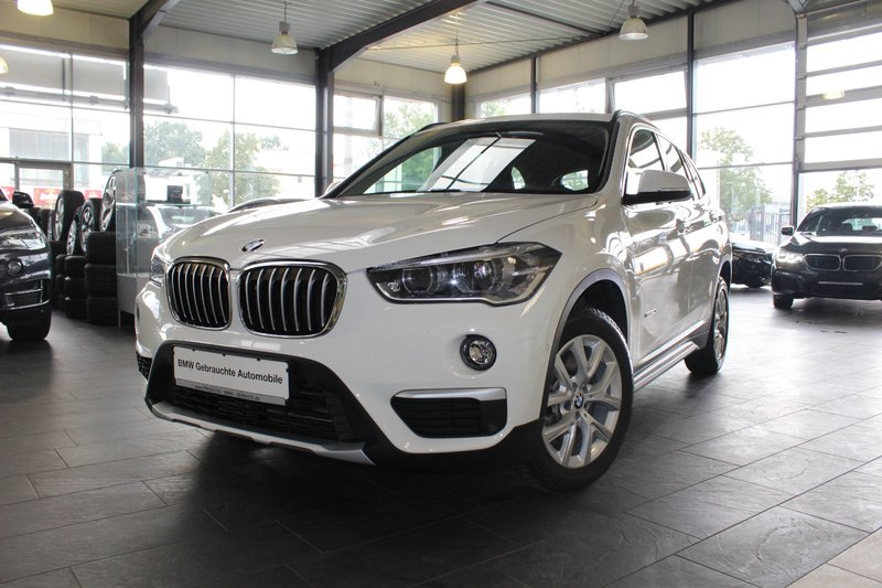 bmw x1 xdrive20d aut xline navi led pdc leder alarmanlage jahreswagen kaufen in langenfeld. Black Bedroom Furniture Sets. Home Design Ideas